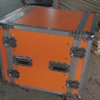 Plywood Custom Flight Cases , Dj Flight Case Mobile Display Case Manufactures