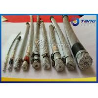 Bare Jacket ACSR Transmission Line Conductor Steel Cored Aluminum Conductor Manufactures