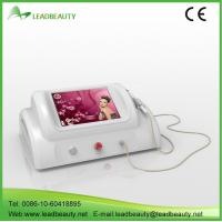 spider vein removal machine with effective high frequency acne treatment Manufactures