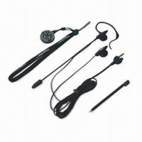 Handheld Game Accessories, NDSL 3-in-1 Bundle Kit with Headphone and Microphone Manufactures