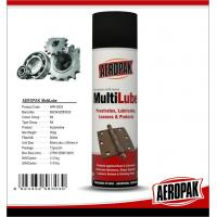 AEROPAK High Quality All purpose MultiLube&Anti rust lubricant for Car Care Manufactures