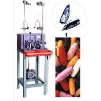 China Silk Cotton Thread Automatic Coil Winding Machine With High Speed Winding Area on sale