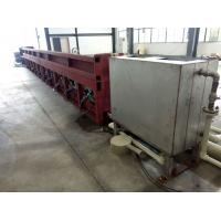 Inverted Vertical Wire Drawing Machine / Low Carbon Steel Wire Drawing Equipment Manufactures