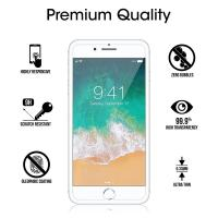 Daily Protection Full Screen Iphone 6s Screen Protector , Smudge Free Screen Protector Iphone 6 7 8 Manufactures