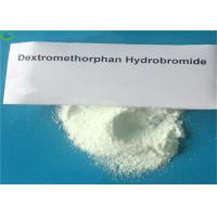 CAS 6700-34-1 Weight Loss Powder Dextromethorphan Hydrobromide 98.0% Purity Manufactures