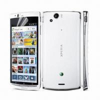 3D Screen Protectors for SonyEricsson Xperia Arc S,LT26W,Clear,Anti-glare, Privacy, Mirror Available Manufactures