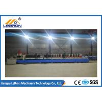 China Blue Cable Tray Machine 11kW Hydraulic Station Power PLC System Controller on sale