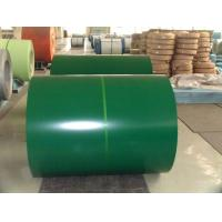 cut Z60 to Z27 Zinc coating Prepainted Color Steel Coils / Coil Manufactures