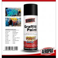 Quick Drying 400ML Purple Montana Spray Paint, Chemical Graffiti Art Spray Can Manufactures
