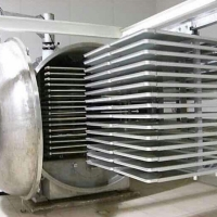 China Industrial Biological / Pharmaceutical Freeze Drying Machine on sale