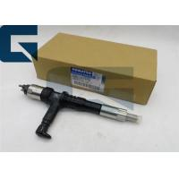 6D125 Engine 095000-6640 Common Rail Fuel Injector 6251113200 6251-11-3200 Manufactures