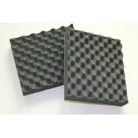Soft High Density Black Acoustic Insulation Foam Customized EPDM Acoustical Foam Manufactures