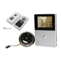 2.8 Inch HD Screen Wifi Smart Home Video Door Phone 3000mHA Battery Operated Manufactures