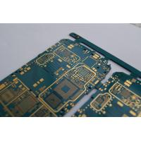 Blue Solder Smart Phone High Density Interconnect PCB Printed Circuit Board Manufactures