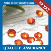 non hot fix rhinestone for nail art, non hot fix rhinestone,hot sale flat back stone non hot fix Manufactures