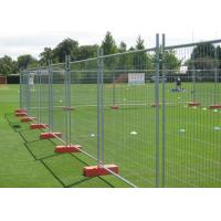 Safety Removable Temporary Fencing 0.9x2.0 Meter Manufactures