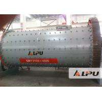 China Steel Balls Cement Ball Mill for Cement Production Line , Ball Milling Equipment on sale