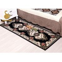 100% Polyester Material Bedroom Area Rugs Persian Style OEM Available Manufactures
