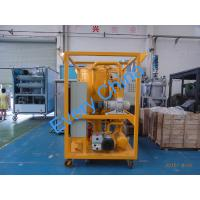 Dewater and Degas Transformer Oil Filtration Machine, Transformer Oil Purifier Manufactures