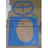 rubber sealing material sample making CNC cutter Manufactures