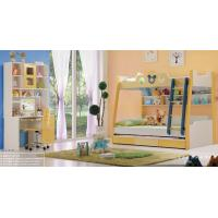 China children bunk bed with pulled bed,#A213 on sale