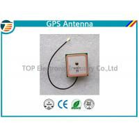 Cellphone High Gain GPS Antenna 1575.42 MHz  with IPEX Connector TOP-GPS-AI05 Manufactures