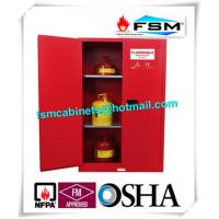 Explosion Proof Chemical Safety Storage Cabinets 45 Gallon For Industry Paint And Inks Manufactures