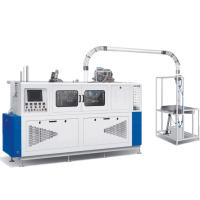 Medium Speed Paper Cup Making Machine One Side / Two Side PE Coated Paper Manufactures