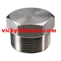 duplex stainless ASTM A182 F60 bull plug Manufactures
