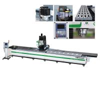 Automatic Sheet Metal Cutting Machine CNC Router For Aluminum Working CNC Center Machine With Taiwan TBI Ball Screw Manufactures
