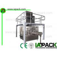 Granule Premade Pouch Packing Machine / Biscuit Packing Machine Manufactures