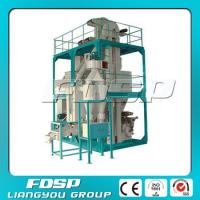 Buy cheap Easy operation small capacity Mini livestock cattle feed plant with CE certification for Sale from wholesalers