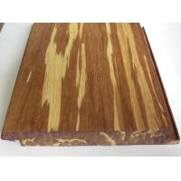 Tigerwood Strand Woven Bamboo Flooring, Click lock Manufactures