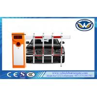Automatic Moisture Control Fence Barrier Gate Operator For Parking Lots / Garages Manufactures