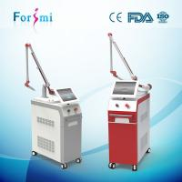 Freckles pigment age spots removal q switch nd yag laser tattoo removal machines for sale Manufactures