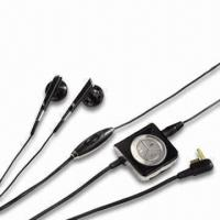 Remote Control with Headset for PSP Slim and Lite/3000, Ideal for Voice Chat Programs Manufactures