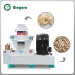 Vertical Ring Die Wood Pellet Machine for Wood Board Manufactures