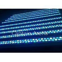 84 X 1W LED Wall Wash Lighting DMX - 512 45ANG for Business Organizations Manufactures