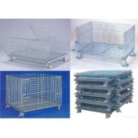 Wire Mesh Container for sale