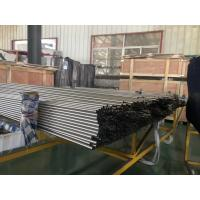 Buy cheap Super Ferritic UNS S44660 Stainless Steel Tubes Condenser Tubing from wholesalers