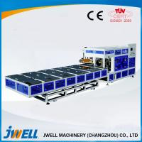 315-630 PE Plastic Pipe Making Machine Conical Twin Screw Extruder Manufactures