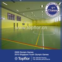 China Indoor Sports Flooring/Basketball Flooring Prices on sale