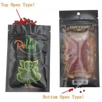 Smell Proof Mylar Stand Up Pouch Zip LocDiamond Herbal Incense Hologram Bags Manufactures