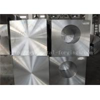 ASTM A105 Carbons Steel Forged Block Normalized and Milled for Pressure vesel Manufactures