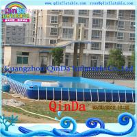 Guangzhou QinDa Above Ground Pool PVC Frame Pool Manufactures