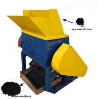 China Rubber Recycling Granulators Crusher Double Roller Rubber Crusher for sale