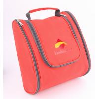 Polyester Outdoor Hanging Toiletry Kit Manufactures