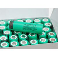 Panasonic 18650 3.6 V Battery / Lithium Rechargeable Batteries 3100mAh Manufactures