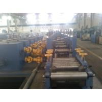 Flying Saw Tube Forming Machine 2 Inch Steel Round Pipe Section Pipe Manufactures