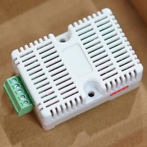 China RS485 high precision temperature humid sensor enclosure on sale